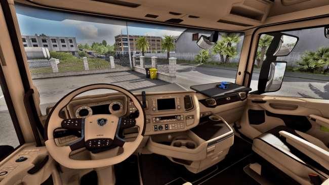 Scania Next Gen Beige