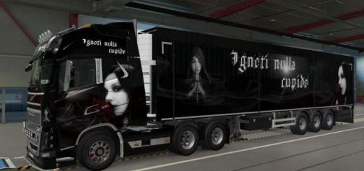 skin-for-volvo-fh16-2012-and-trailers-gothic-woman_1